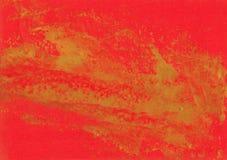 红色金箔纹理背景 免版税图库摄影