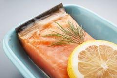 红色鳟鱼 免版税图库摄影