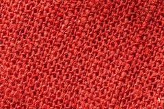 红色织品 免版税库存图片