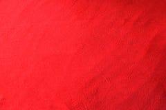 红色织地不很细抽象背景 免版税库存图片