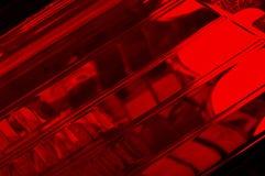 红色结构02 图库摄影