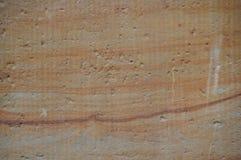 红色&橙色&白色多层数石头背景 免版税库存照片