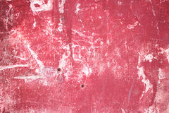 红色水泥纹理,墙壁的凝结面,色的backgr 免版税库存图片