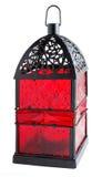 红色lanten 库存照片