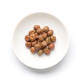 红色marrowfat豌豆 库存照片