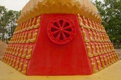 红色Thammachak 库存照片