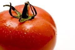 红色tomatoe 免版税库存图片