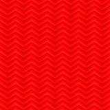 红色V形臂章模式 免版税库存图片
