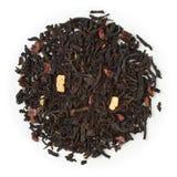 红茶巧克力 库存图片