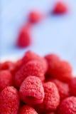 红草莓 免版税库存图片