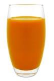 红萝卜汁 免版税库存图片