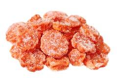 红萝卜糖果 库存图片