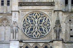 红葡萄酒大教堂法国 免版税图库摄影
