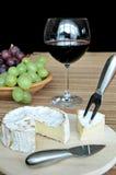 红葡萄酒 免版税图库摄影