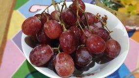 红葡萄 免版税库存图片