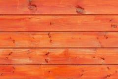 红褐色被绘的木板条特写镜头 抽象背景自然纹理木头 库存照片