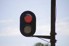 红绿灯信号 库存图片