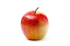 红黄色苹果 库存照片