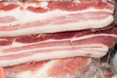 纤巧肉 免版税库存图片