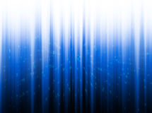 纤维光学特写镜头,现代计算机通讯技术 库存图片