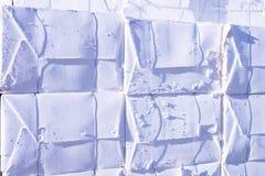 纤维素磨房纸浆 免版税库存图片