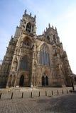 约克大教堂,约克,英国 库存图片