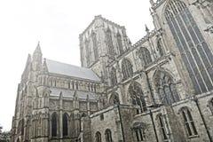 约克大教堂 库存照片