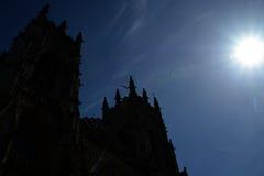 约克大教堂 免版税库存图片