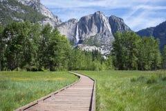 约塞米蒂国家公园 图库摄影