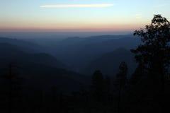 约塞米蒂国家公园 库存照片