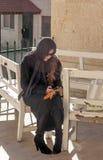 约旦妇女 库存照片
