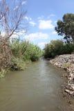 约旦河以色列 图库摄影
