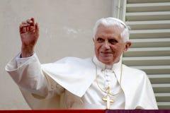 约瑟夫本尼迪克特XVI教皇 免版税库存照片
