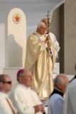 约瑟夫本尼迪克特XVI教皇 图库摄影