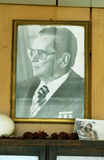 约瑟普・布罗兹・铁托,南斯拉夫的第一位总统 库存图片