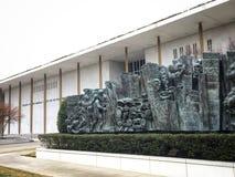 约翰・肯尼迪艺术中心 库存照片