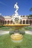 约翰和Mabel Ringling艺术馆,萨拉索塔,佛罗里达 免版税库存图片