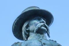 约翰摇石南北战争纪念摇石将军圈子华盛顿特区 库存图片
