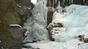 约翰斯顿峡谷 库存图片