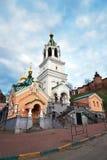 约翰诞生的教会前体在下诺夫哥罗德 库存图片