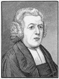 约翰・亨利牛顿 库存图片