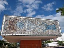约翰M卢佩茨巴卡迪博物馆 免版税图库摄影