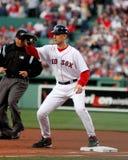 约翰Olerud,波士顿红袜 免版税库存图片