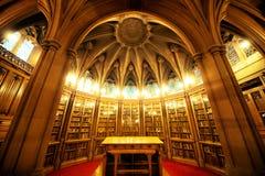 约翰Rylands图书馆 免版税库存图片