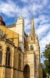 巴约讷大教堂Sainte玛里-法国 库存图片