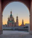 约什卡尔奥拉市 俄国 免版税库存照片