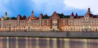 约什卡尔奥拉市 俄国 免版税图库摄影