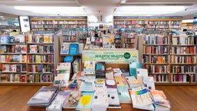 纪伊国屋在Suria KLCC购物中心,吉隆坡的书店 库存图片
