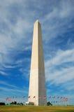 纪念华盛顿 库存照片