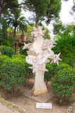纪念品向Sagrada Familia在巴塞罗那 免版税库存照片